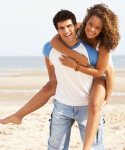 interracial dating and natural hair