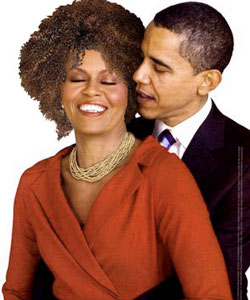 michelle obama and the politics of hair naturallycurlycom