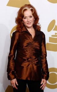 Bonnie Raitt at the 54th Annual Grammy Awards