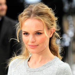 Kate Bosworth's stunning wavy hair