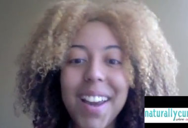 Curly Celebrity Love: Lexi's Natural Hair Journey