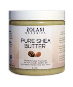 Zolani Organics Pure Shea Butter