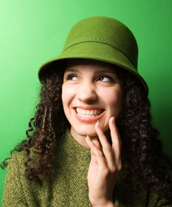 Say Goodbye to Hat Hair! | NaturallyCurly com
