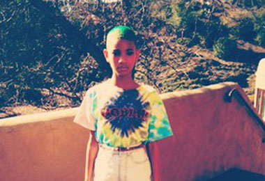 Willow Smith Goes Green, And We Aren't Talking Organic