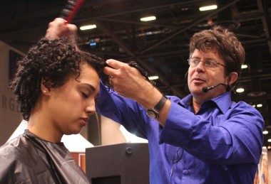 ABS 2012: Curly Hair Solutions' Moisture Solution