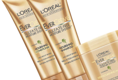 L'Oreal Paris Releases Sulfate-Free Hair Care Line