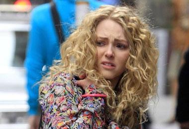Celebrity Curls: Carrie Bradshaw is Back!