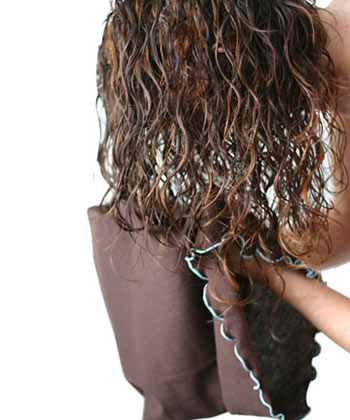 How To Dry Curly Hair Naturallycurly Com