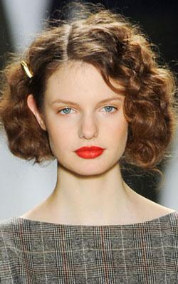 Ruffian model redefining the 'girl next door' look