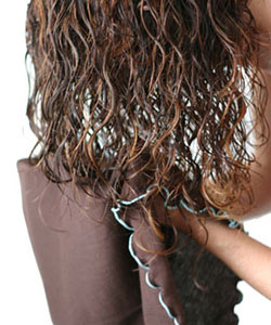 Curly Beginner's Guide: How to Dry Curly Hair