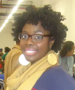 Twist out on Jamila of For the Fabulous and Frugal
