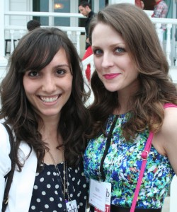 Christa of Fresh Squeezed Fashion with Kimberly of Penny Pincher Fashion