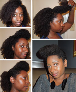 How to create a bouffant hairstyle