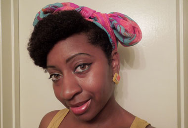 Forget-Me-Not: Head Wraps