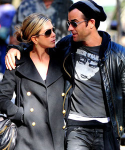 Jennifer Aniston and Justin-Theroux