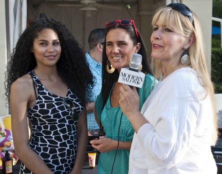 Modern Salon's Maggie Mulhern interviews Amika