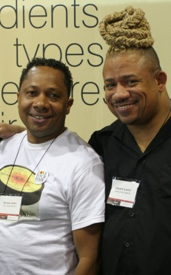 Michael and Thando of Jane Carter Solution