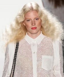 Rebecca Minkoff model