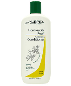 Aubrey Organics Honeysuckle Rose Moisturizing Conditioner