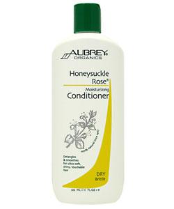Aubrey Organics Honeysuckle Rose Moisturizing Conditioner