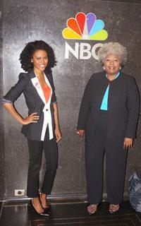 Nikki Walton and Anthea Butler