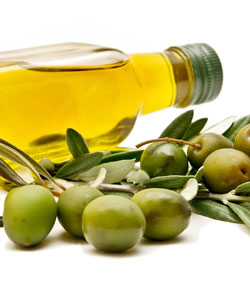 olive oil for natural hair