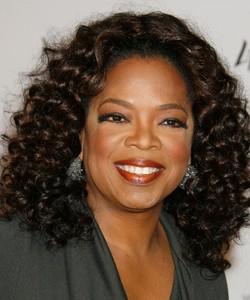 Oprah with full spirals