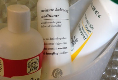 Editor's Picks: Suzanne's Conditioners for Curly Hair