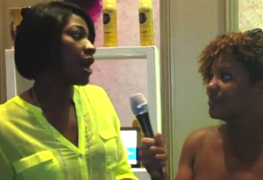 Essence Music Festival: Interview with Ursula Stephen
