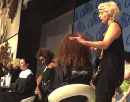 Paul Mitchell Stylists on Dry and Wet Cutting
