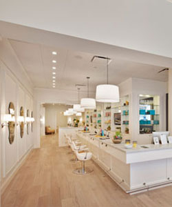 Drybar hair salon NYC