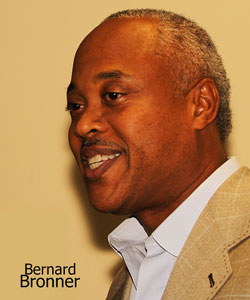 Bernard Bronner, president and CEO of Bronner Brothers