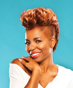 Clairol Professsional Celebrity Hair Colorist Kiyah Wright