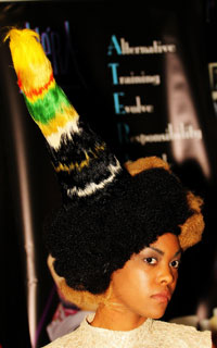 Bronner Brother's International Hair Show 2012