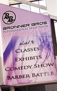 Bronner Brother's International Hair Show 2012