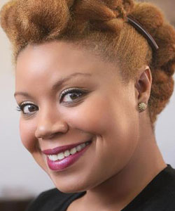 Tamika Fletcher of Natural Resources Salon