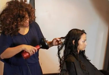 Styling Wavy Hair with Pantene Pro-V