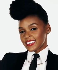The Newest CoverGirl Janelle Monáe