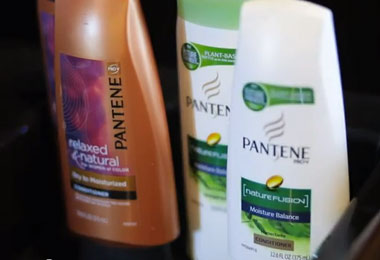 Curl-Friendly Products from Pantene Pro-V