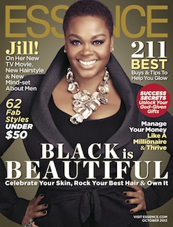 Jill Scott on the Cover of Essence Magazine