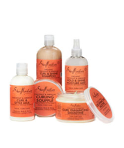 SheaMoisture Coconut and Hibiscus Collection