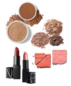 Neutral Natural makeup look