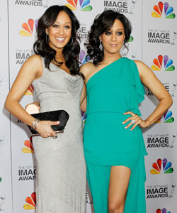 Tamera and Tia Mowry
