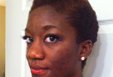 A Hair Makeover That Blows