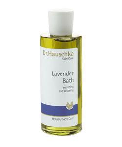 Dr. Hauschka Lavender Bath Oil