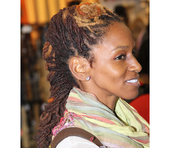 colorful twisted locs