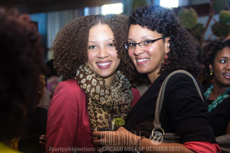 CurlyNikki and Motions Chicago Meet Up
