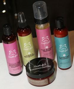 Huetiful hair products at 15th Annual Taliah Waajid World Natural Hair Show