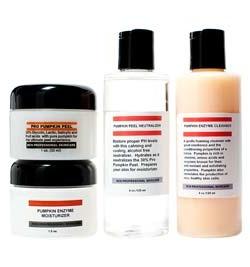 NCN Pro Skincare Pumpkin Enzyme Kit