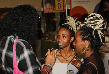 World Natural Hair Show 2012 Trends